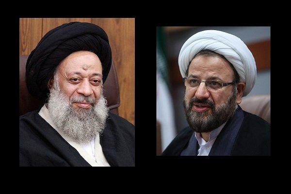 رئیس دفتر تبلیغات اسلامی به نماینده ولی فقیه در اهواز پیام داد