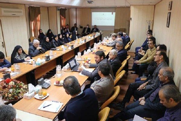 گردهمایی مدیران گروههای تخصصی «سمت» برگزار شد