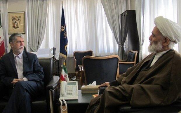 تأکید وزیر ارشاد بر مرجعیت ابنسیناپژوهی توسط بنیاد بوعلی