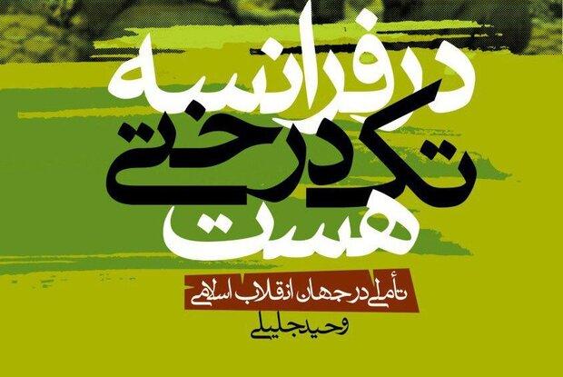 استقبال مخاطبان از کتاب وحید جلیلی درباره جهان انقلاب اسلامی