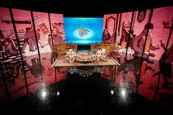 فصل دوم برنامه تلویزیونی روایت هیأت کلید خورد