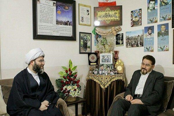 رئیس سازمان تبلیغات اسلامی«شهادت حاج میرزا محمد سلگی»را تسلیت گفت