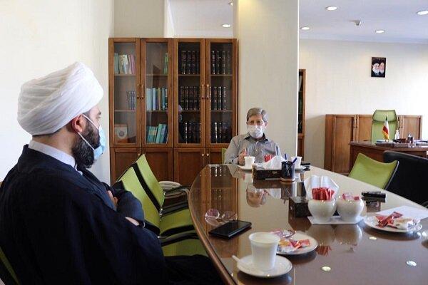 تعامل سازمان تبلیغات اسلامی با چهرههای شاخص بهداشت و درمان